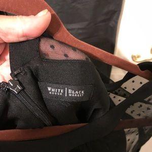 White House Black Market designer dress